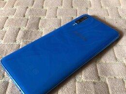 Мобильные телефоны - Samsung galaxy А50 синий, 0