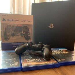 Игровые приставки - PS4pro 1tb, 0