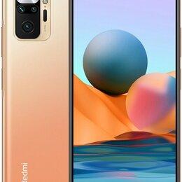 Мобильные телефоны - Смартфон Xiaomi Redmi Note 10 Pro 8/128GB - Gradient Bronze, 0