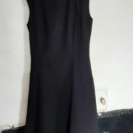 Платья - Чёрное платье, 0