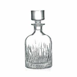 Аксессуары - Декантер для виски RCR FIRE 890 мл, хрустальное стекло, Италия, 0