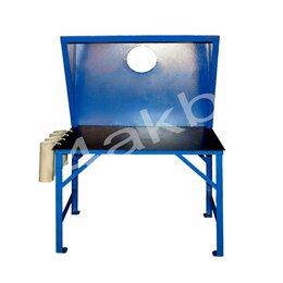 Верстаки - Стол сварщика с колчанами для размещения электродов ССК-1, 0