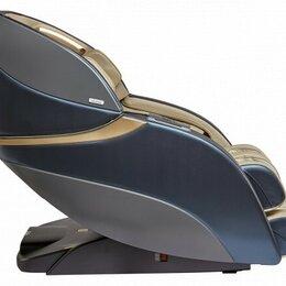 Массажные кресла - Массажное кресло Richter Alpine Blue-Beige, 0