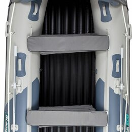 Надувные, разборные и гребные суда - Надувная лодка gladiator air e380 НДНД, 0