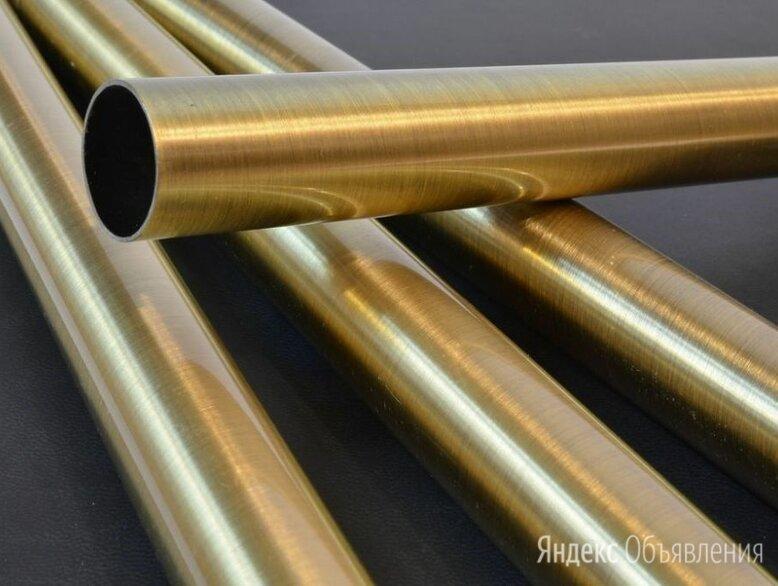 Труба латунная 83мм Л63 ГОСТ 1020-60 по цене 350₽ - Металлопрокат, фото 0