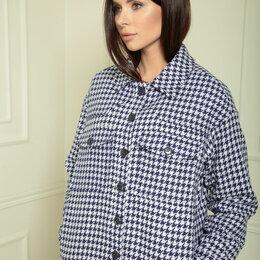 Одежда и обувь - Куртка 13910 SANDYNA сине-белая Модель: 13910, 0