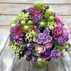 Интерьерная композиция из искусственных цветов по цене 2500₽ - Цветы, букеты, композиции, фото 4