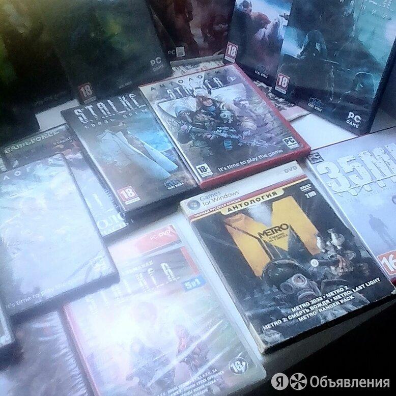 продам двд с играми по цене 400₽ - Игры для приставок и ПК, фото 0