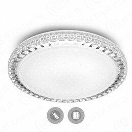 Люстры и потолочные светильники - Estares светильник светодиодный AKRILIKA SOTA R 40W(3600lm) (КОД:638611), 0