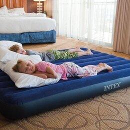 Надувная мебель - Надувной матрас кровать , 0