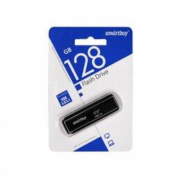 USB Flash drive - Usb 3.0 накопитель smartbuy 128gb crown blue (sb128gbcrw-bl), 0