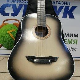 """Акустические и классические гитары - Гитара """"Аккорд"""" начало 90х, 0"""
