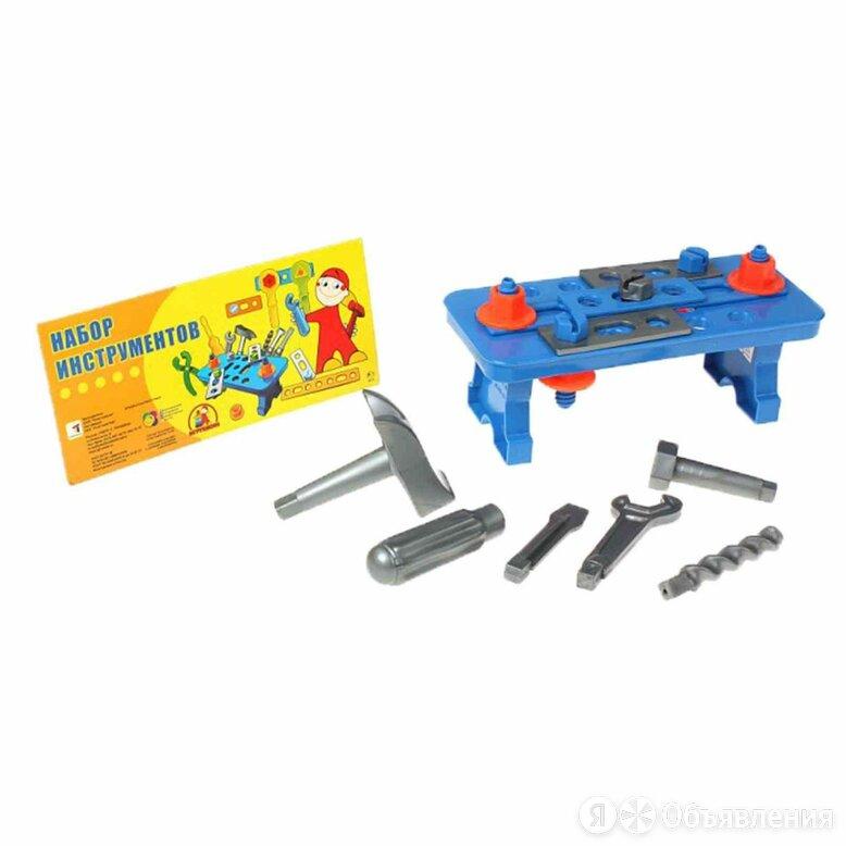 22119 ПЛАСТМАСТЕР Набор игрушек Юный мастер   3 года+ по цене 259₽ - Развивающие игрушки, фото 0
