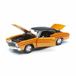 Модели - Модель Chevrolet Chevelle 454 SS 1971 Maisto 1:18, 0