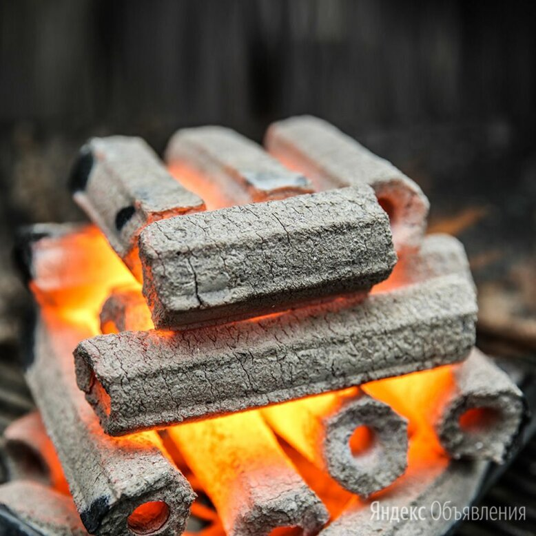 Уголь для кальяна по цене 112₽ - Топливные материалы, фото 0