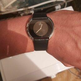 Наручные часы - Часы Новые Calvin Klein 30m/100Ft K20811 3618 Редкие, 0