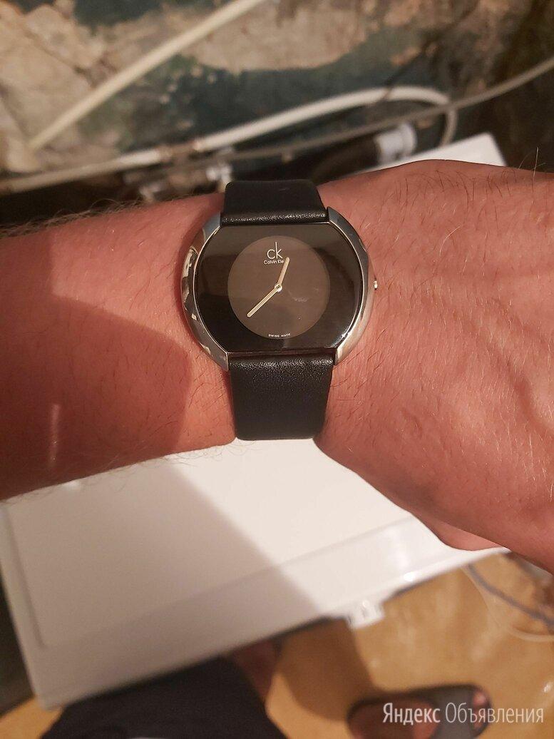 Часы Новые Calvin Klein 30m/100Ft K20811 3618 Редкие по цене 10500₽ - Наручные часы, фото 0