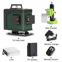Измерительные инструменты и приборы - Лазерный уровень Hilda 4D, 0