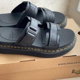 Сандалии - Dr. Martens новые кожаные сандали 43, 0