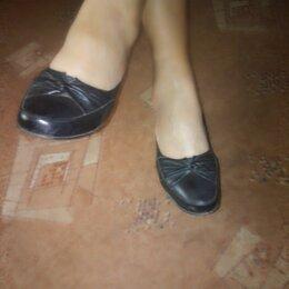 Туфли - Женская обувь (туфли) 4 пары. , 0