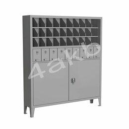Мебель для учреждений - Шкаф для путевых листов, ключей от машин и помещений 05.Т.042.45.000, 0