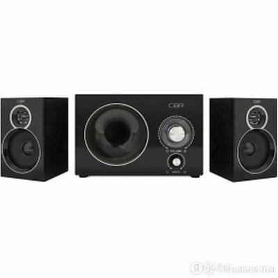 Колонка CBR CBR CMS-743 Black по цене 1934₽ - Комплекты акустики, фото 0