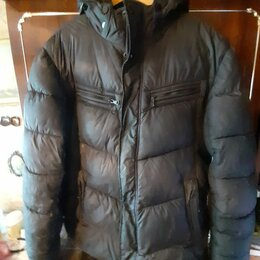 Куртки - Куртки мужские из гагачьего пуха, 0