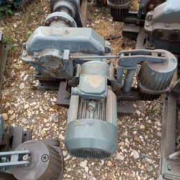 Грузоподъемное оборудование - Электродвигатель лебёдки главного подъёма 225, 0