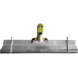 Инструменты для наливных полов - Ракля WOLFF с вкладышем r2 и регуляторами высоты, 56 см , 0