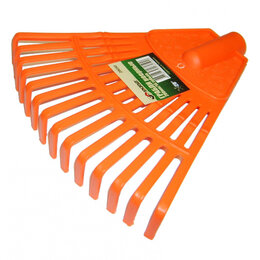 Грабли - Пластиковые веерные грабли SKRAB 28050, 0