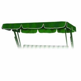 Аксессуары для садовой мебели - Тент для 3-х местных качелей Zalger Garden, 0