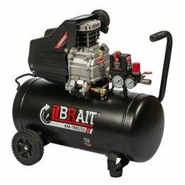 Воздушные компрессоры - Компрессор Воздушный масляный Brait 1800\50 (Новый, 0