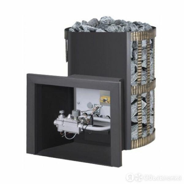 Газовая печь для бани Везувий Скиф Ковка 18 (ДТ-3) по цене 25840₽ - Готовые строения, фото 0
