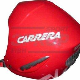 Шлемы - Шлем горнолыжный Carrera Gromet 2,5 3CQ красн разм 54, 0