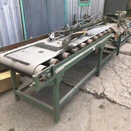 Производственно-техническое оборудование - Транспортёр, рольганг роликовый с приводом, 0