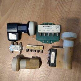 Спутниковое телевидение - Спутниковый ресивер, конвертеры, дисеки. , 0
