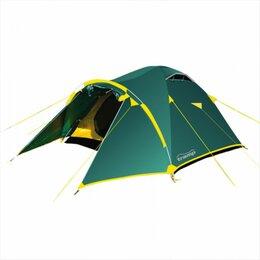 Палатки - TRAMP ПАЛАТКА LAIR 3 (V2) (ЗЕЛЕНЫЙ), 370(Д) Х 220(Ш) Х 130(В), 0