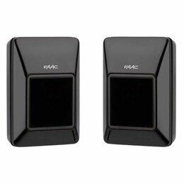 Шлагбаумы и автоматика для ворот - Фотоэлементы безопасности XP30 настенные FAAC, 0