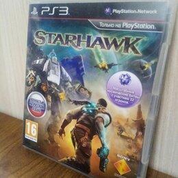 Игры для приставок и ПК - Диск PS3 Starhawk б/у, 0