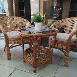 Кресла и стулья - Комплект ротанговый Радуга, 0