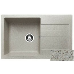 Кухонные мойки - мойка эвита (g-018) дакар (790*495) с сифоном, 0