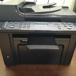 Принтеры, сканеры и МФУ - HP LaserJet Мфу Pro M1536dnf, 0