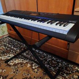 Клавишные инструменты - Продам синтезатор Casio CTK-1200, 0