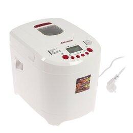 Хлебопечки - Хлебопечка 'АКСИНЬЯ' КС-5500, 650 Вт, 12 программ, бело-бордовая, 0