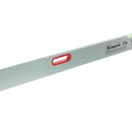 Наборы инструментов и оснастки - Правило алюминиевое с уровнем MATRIX 2.5 м , 0