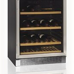 Винные шкафы - Шкаф винный Tefcold TFW160S, 0