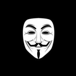 Маски - Anonymous mask, 0