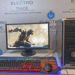 Настольные компьютеры - Игровой компьютер i5 3450/GT 1030, 0