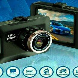 Видеорегистраторы - Видеорегистратор Vehicle BlackBOX DVR Full HD 1080, 0