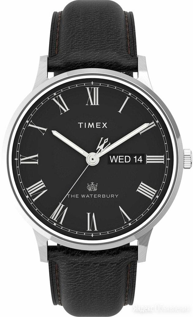 Наручные часы Timex TW2U88600 по цене 11140₽ - Наручные часы, фото 0